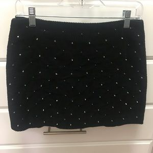 BLANKNYC Studded mini skirt